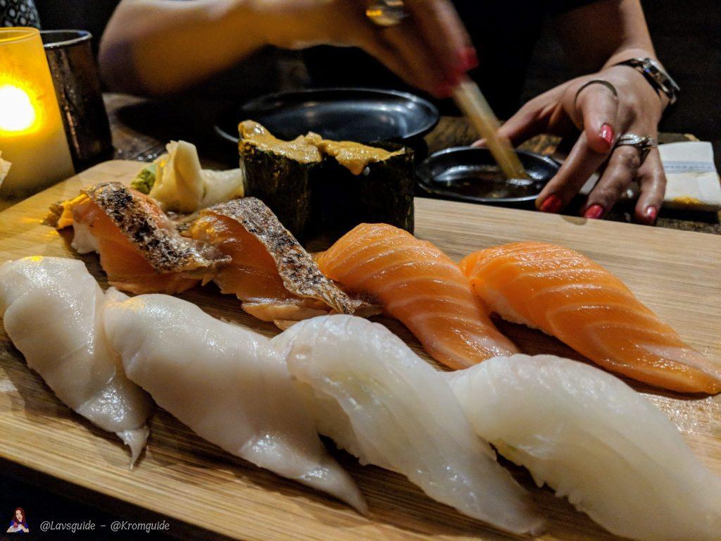 rich, uni, salmon